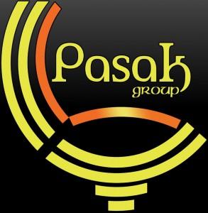 پاساک: لوگوی پاساک گروپ pasakgroup