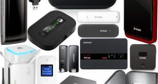 مودم 4G و مودم 3G انواع مودم 4G همراه وای فای جیبی